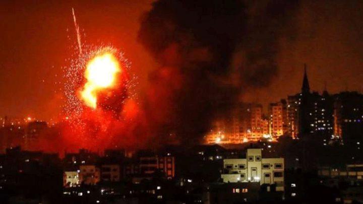 واشنطن تمنح الاحتلال الغطاء لمواصلة عدوانه على قطاع غزة