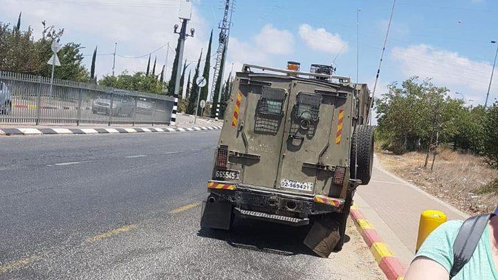 الاحتلال يزعم وقوع عملية دهس في منطقة الجليل الأعلى