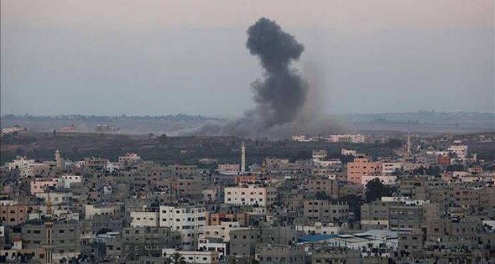 شهيدان في قصف إسرائيلي على مخيم البريج