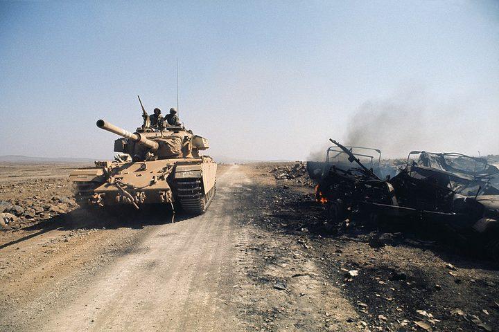الاحتلال يستدعي لواء من قوات المدفعية إلى الحدود