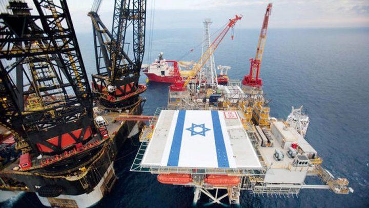 """الاحتلال يوقف استخراج وتمرير الغاز الطبيعي من حقل """"تمار"""""""