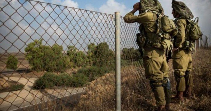 الاحتلال يعلن حالة التأهب خشية من عملية تسلل من غزة