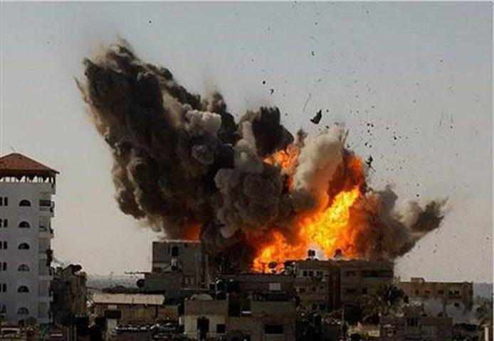 فصائل المنظمة في لبنان تدين العدوان الإسرائيلي على قطاع غزة