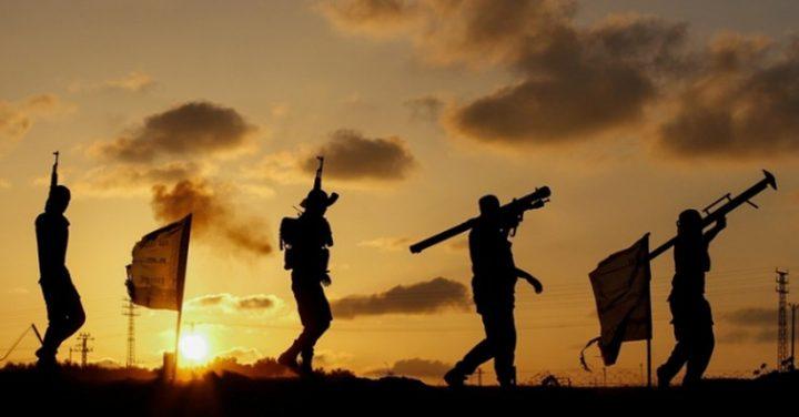 السرايا: المقاومة استهدفت المدن والمستوطنات المحتلة بصواريخ جديدة