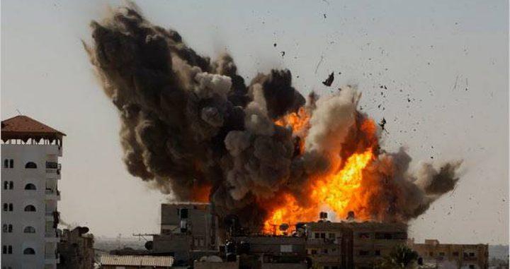 إصابتان إحداهما خطيرة شمال قطاع غزة