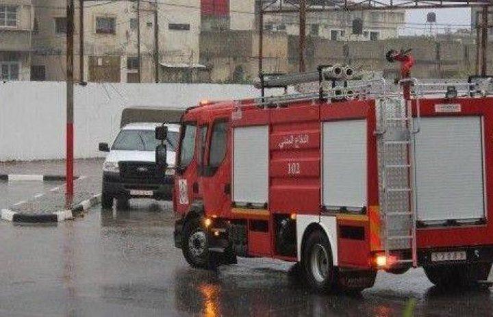 الدفاع المدني يتعامل مع 280 حادث إطفاء وإنقاذ خلال أسبوع