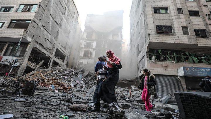 بعد 3 أيام من العدوان على غزة ... هذه بنود التهدئة