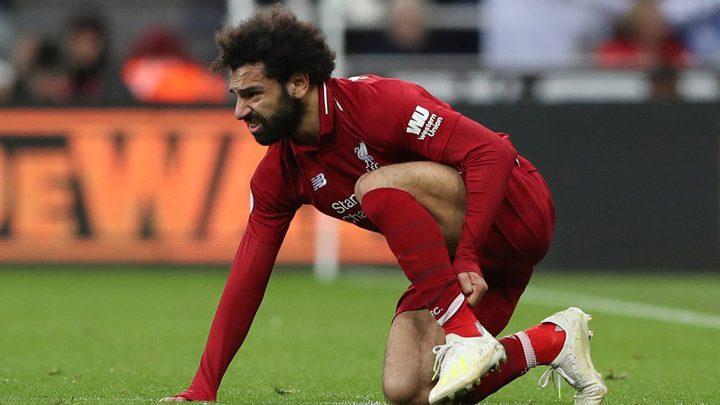 ليفربول يعلن موقف صلاح من مواجهة برشلونة