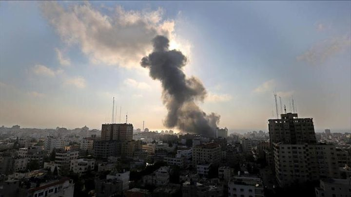 القوى الوطنية تدين العدوان على غزة وتؤكد على أهمية إنهاء الإنقسام