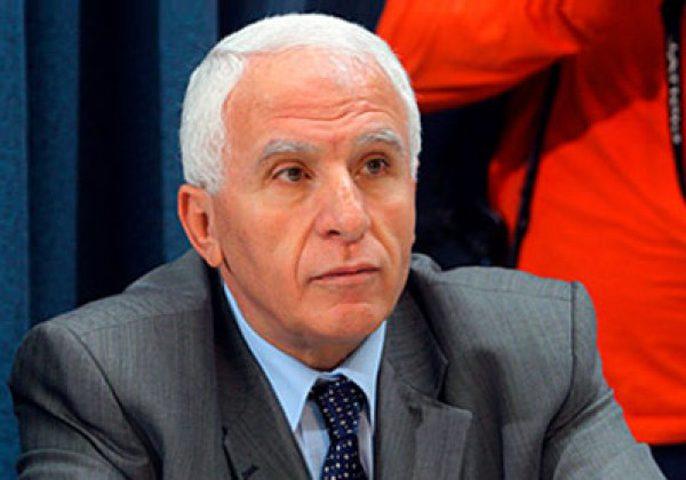 الأحمد يطلع ممثل اليابان على التطورات الخاصة بالقضية الفلسطينية