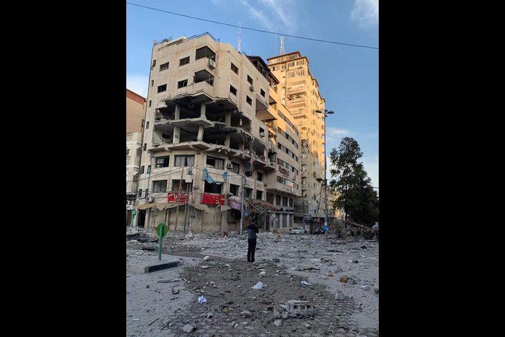 العدوان على غزة: تدمير 130وحدة سكنية بشكل كامل و700 جزئيا