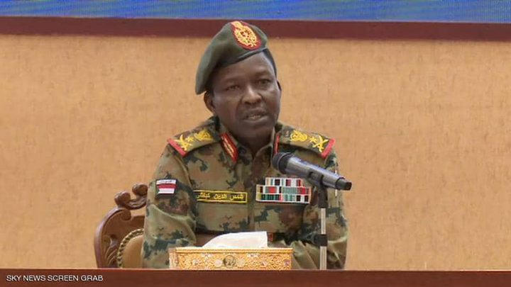 """المجلس العسكري السوداني يعلن ملاحظاته على وثيقة """"الحرية والتغيير"""""""