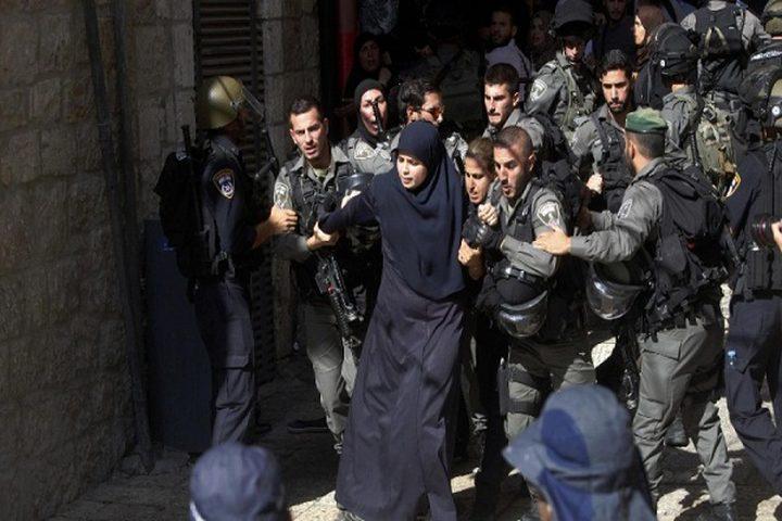 """هيئة الأسرى:تتضاعف معاناة أسيرات معتقل """"الدامون"""" مع بدء شهر رمضان"""