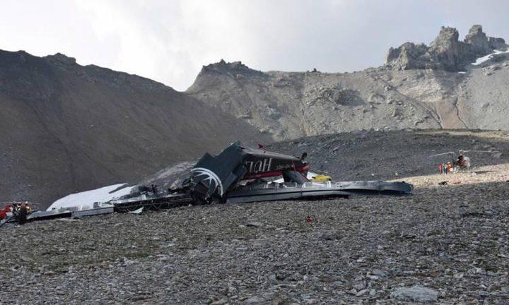 تحطم طائرة شمال المكسيك على متنها 13 شخصًا