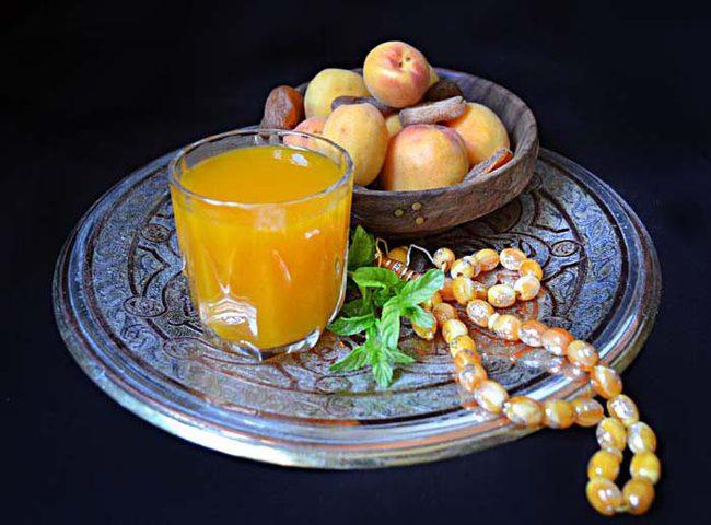 فوائد قمر الدين في رمضان