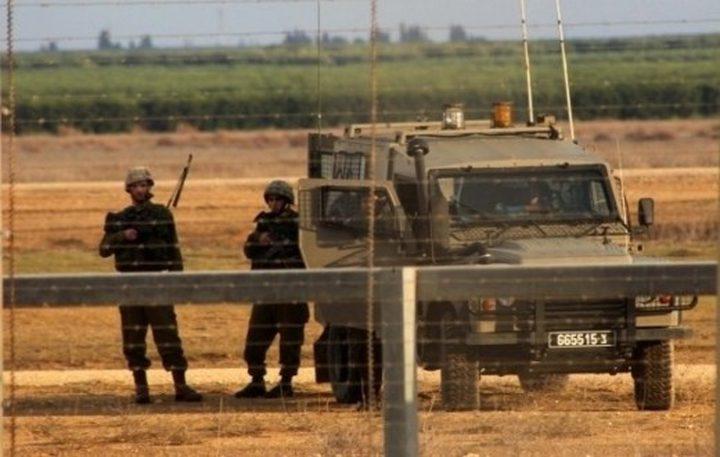 إصابة شاب برصاص الاحتلال شمال بيت حانون