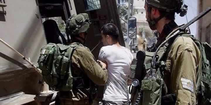 اعتقال شبان مقدسيين بعد اعتداء المستوطنين عليهم