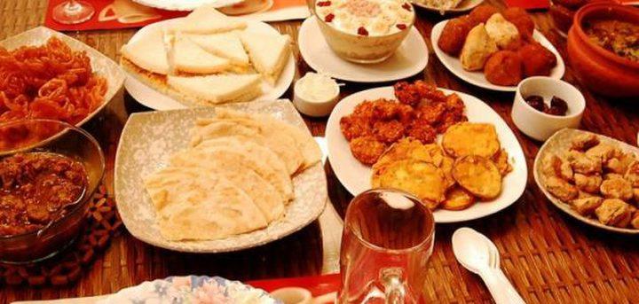 7 أطعمة لزيادة الوزن في شهر رمضان