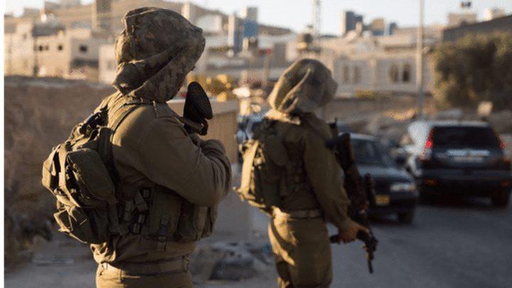 الاحتلال يزعم اطلاق النار جنوبي الخليل