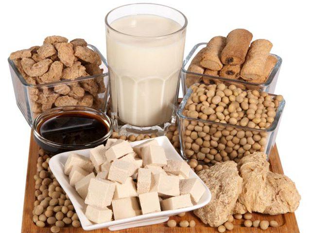 دراسة: بروتين الصويا يخفض الكولسترول