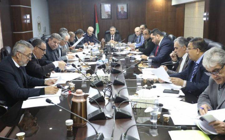 مجلس التنظيم الأعلى يقرر وضع عدة مشاريع موضع التنفيذ