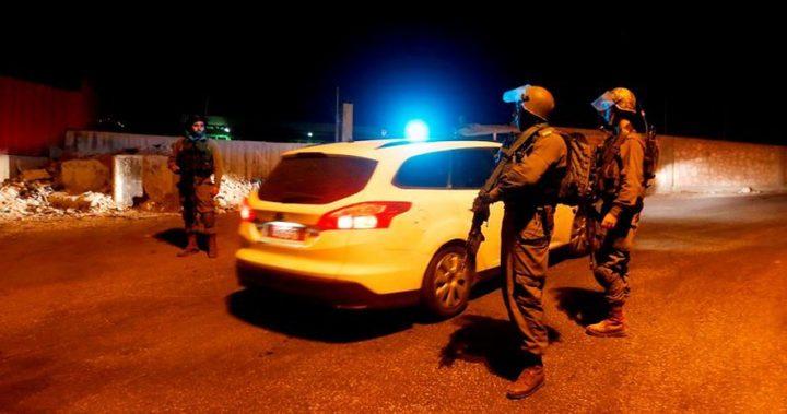 الاحتلال يعلن المسعودية بنابلس منطقة عسكرية مغلقة