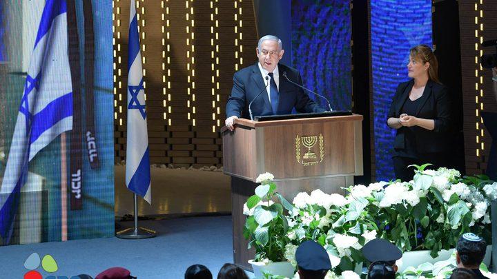 """نتنياهو : الحرب في غزة لم تنتهِ بعد.. ونحن نحتسب خطواتنا"""""""