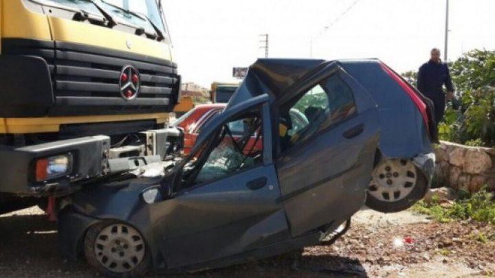 مصرع 5 أشخاص بسبب حوادث السير خلال أسبوع