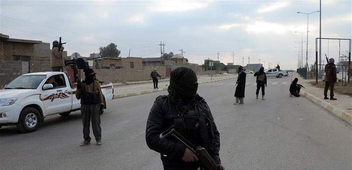 """في الموصل.. """"داعش"""" يذبح 8 أشخاص من عائلة واحدة"""