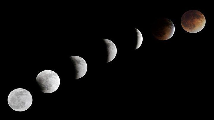 فرضية توضح تأثير مراحل القمر على نفسية الإنسان
