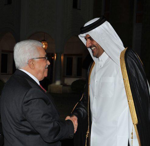 الرئيس يتلقى اتصالا هاتفيا من وزير الخارجية القطري
