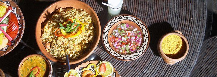 العادات الغذائية في شهر رمضان