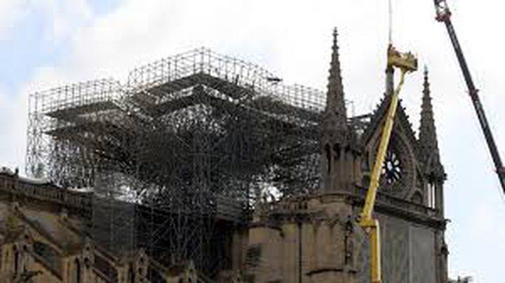 البرلمان الفرنسي يناقش مشروع قانون حول ترميم كاتدرائية نوتردام