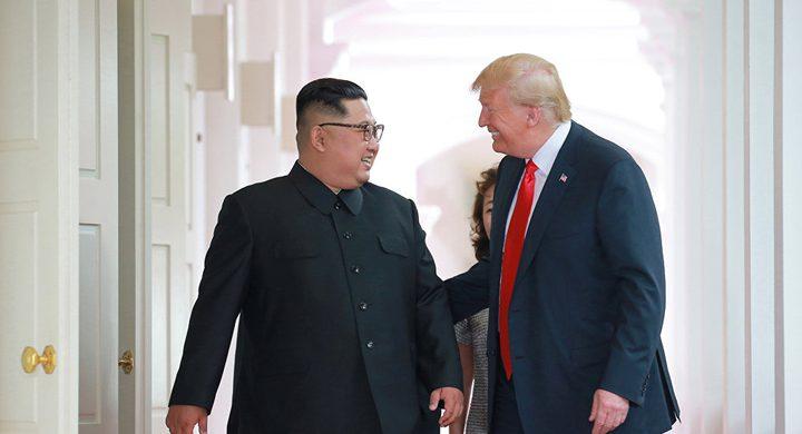 """ترامب: إطلاق صواريخ كوريا الشمالية الأخير لا يعد """"خرقا للثقة"""""""