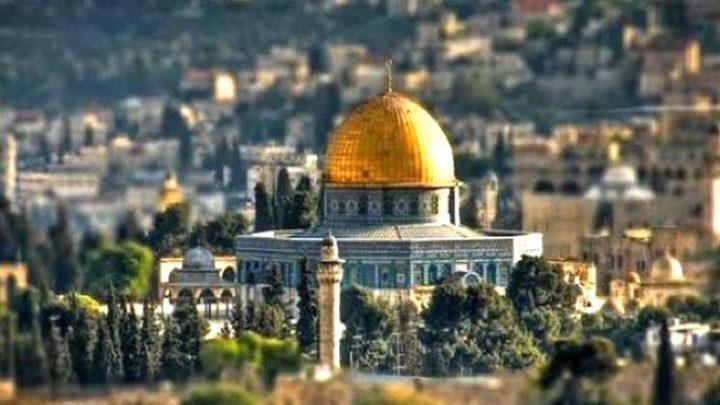 """""""فتح"""" في القدس تطلق حملة صمود مقدسي لشهر رمضان المبارك"""