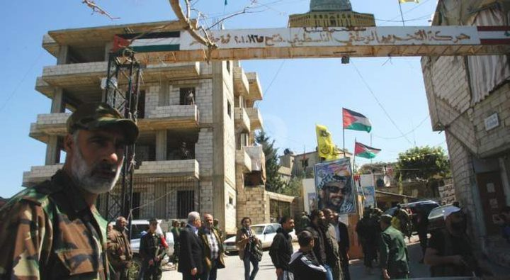 """اتفاق لبناني-فلسطيني على إنهاء المظاهر المسلحة في """"المية ومية"""""""