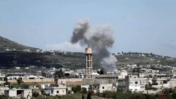 ديلي تلغراف: معركة ادلب بدأت