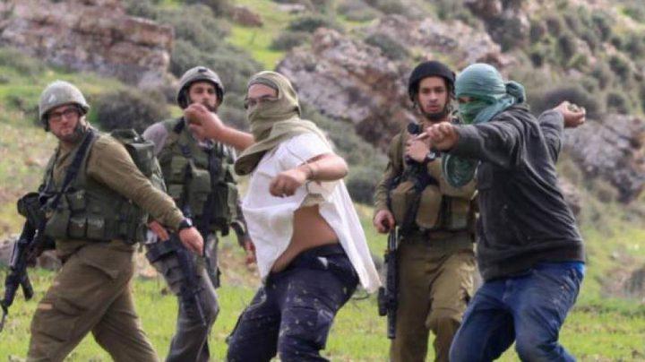 """""""الوطني للدفاع عن الأرض"""": تصاعد جرائم المستوطنين خلال أسبوع"""