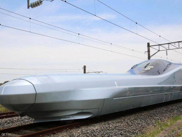 """اليابان تحرك أسرع قطار بالعالم.. والرقم الجديد """"خيالي"""""""