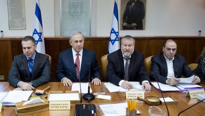 نتنياهو يوضح أسباب طلبه وقت اضافي لتشكيل الحكومة الإسرائيلية