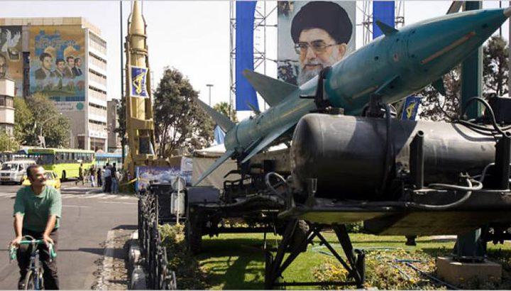 وفال شتاينتس:إيران قد تهاجم إسرائيل إذا تصاعدت الأزمة الأمريكية