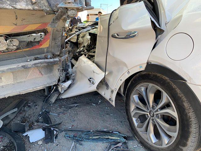 وفاة طفل واصابة اخر بحادث سير في طولكرم
