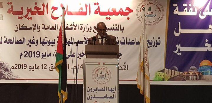الحكومة تتعهد ببناء ما دمره العدوان الأخير في غزة