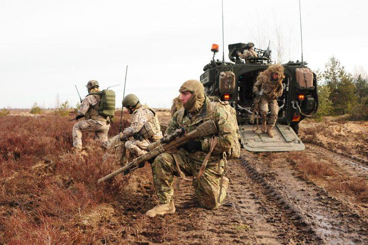 البنتاغون يقدم خطة عسكرية لمواجهة ايران