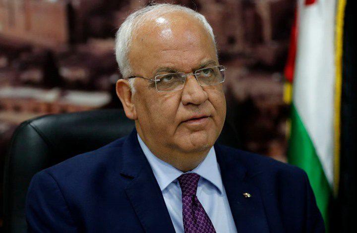عريقات:ممارسات الاحتلال تمثل نقائض لمتطلبات صنع السلام