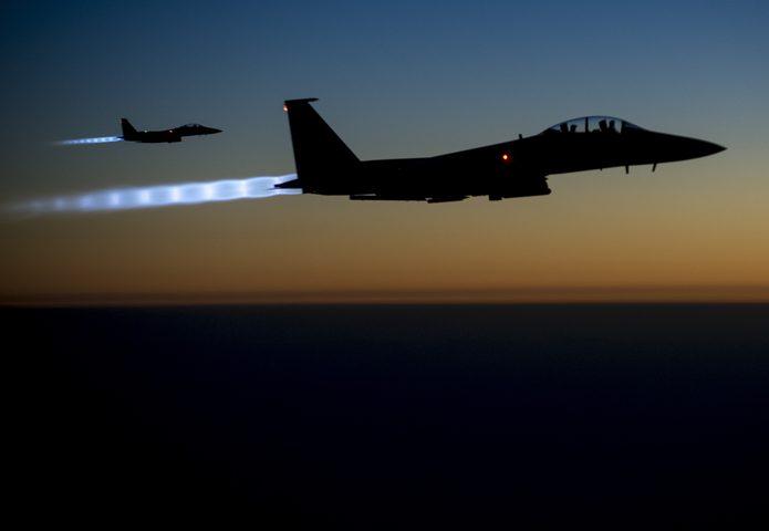 تحليق مكثف لطائرات الاحتلال في أجواء غزة