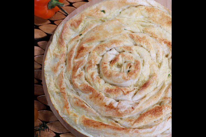 بورك الجبنة على الطريقة التركية