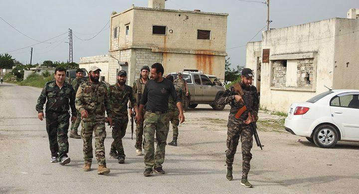 الجيش السوري يواصل عملياته لتحرير إدلب بالكامل