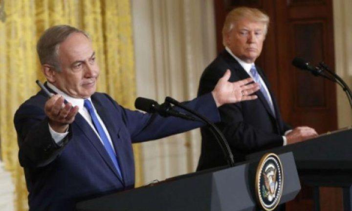 نتنياهو يدعو دول الشرق الأوسط لمساندة الولايات المتحدة ضد ايران