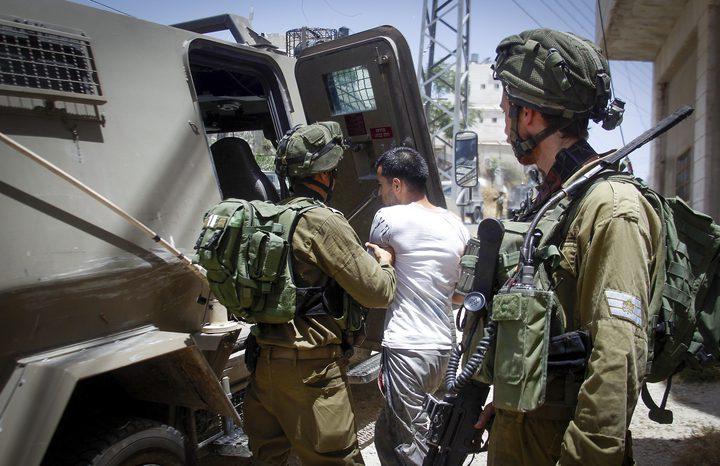 الاحتلال الاسرائيلي يعتقل شابا من القدس